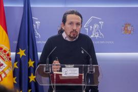 Iglesias dice que las negociaciones con ERC caminan «en la buena dirección»
