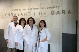 Hallan dos nuevos fármacos para el cáncer de mama resistente en metástasis
