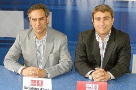 Xavier Ramis cede el testigo a Virgilio Moreno al frente del PSOE local
