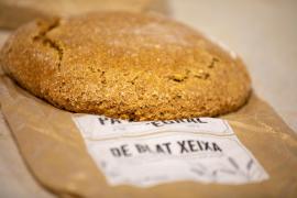 El taller de pan 'xeixa' de Iban Yarza, en imágenes. Fotos: Toni P.