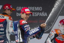 Lorenzo termina segundo y se mantiene líder del mundial