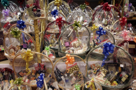 ¿Quieres ganar una cesta de Navidad?