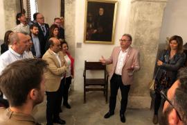 Muro reclama al Gobierno y al Consell la reforma integral del Museu Etnològic