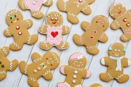 ¿Cómo hacer galletas de jengibre esta Navidad?