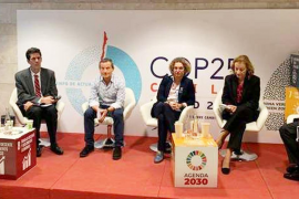 Sampol da a conocer su apuesta en materia de eficiencia energética en la COP25