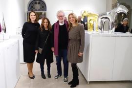El Rialto Living abraza el arte del matrimonio Yannick Vu-Ben Jakober