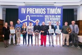 Gaceta Náutica homenajea a los protagonistas más destacados de 2019