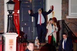 Boris Johnson consigue la mayoría absoluta para sacar adelante el 'Brexit'