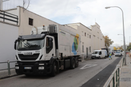 La anciana atropellada por un camión de Emaya en Palma perdió un pie