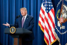 Trump anuncia un pacto comercial con China y cancela la nueva ronda de aranceles