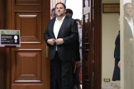 Junqueras desvela los requisitos de ERC para apoyar la investidura de Sánchez