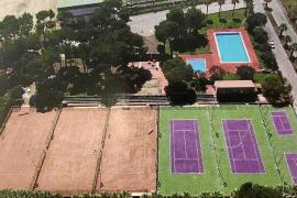 Can Picafort tendrá una piscina cubierta en 2022