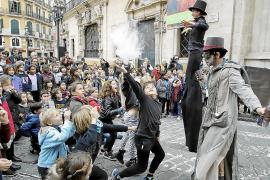 Jornada por el clima en Palma para concienciar a los más pequeños