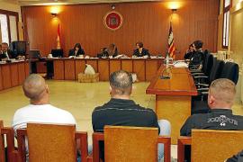 Piden 34 años de prisión para seis acusados de tráfico de éxtasis en Palma