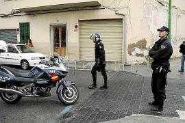 Detenido un hombre que amenazó con quemar su casa de Palma