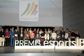 El Govern distingue a Rudy Fernández, Sergio Llull y Cintia Rodríguez y reconoce a los referentes del deporte balear