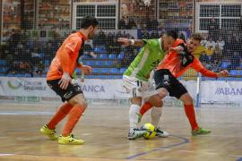 El Palma Futsal se reivindica con una victoria en Burela