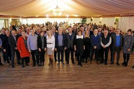 El PI se reivindica como el partido del centro político y la moderación