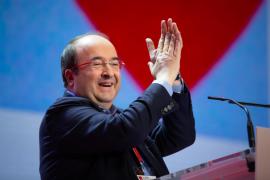 El PSC ratifica por unanimidad a Miquel Iceta como líder del partido