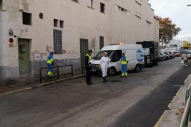 Fallece la anciana que fue atropellada por un camión de Emaya