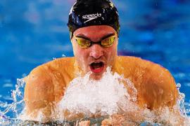 Joanllu Pons logra la mínima olímpica para Tokio en los 400 estilos