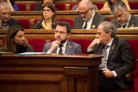 ERC pide que la mesa de negociación aborde la libertad de presos del procés