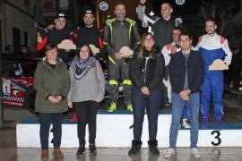 David García y Guillermo Cuart se llevan el Rallysprint de Santanyí