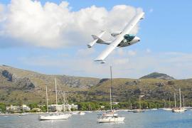 La hidrosuperficie del Port de Pollença no encuentra amarres viables para sus naves