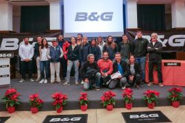 El Trofeo Navidad pone punto final a la Liga B&G del Real Club Náutico de Palma