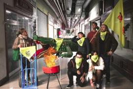 El 'incendiario' pañuelo de Orgull Llonguet para Sant Sebastià 2020