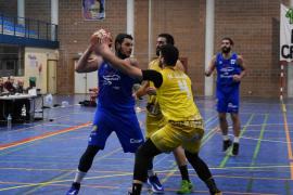 Toni Vicens (Flanigan Calvià), MVP de la jornada en la Liga EBA