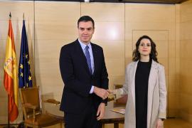 Arrimadas ofrece a Sánchez un acuerdo de cuatro puntos para un Gobierno moderado