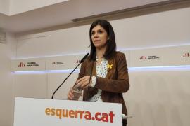 ERC avisa al PSOE que el chantaje no funcionará y pide concreciones
