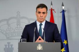 Sánchez pide la abstención al PP y el sí a C's si no quieren que dependa de ERC