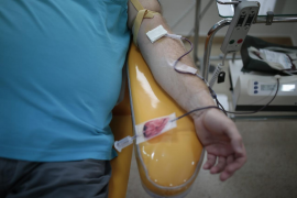 El Banco de Sangre calcula que Baleares necesita 1.000 donaciones antes de Navidad