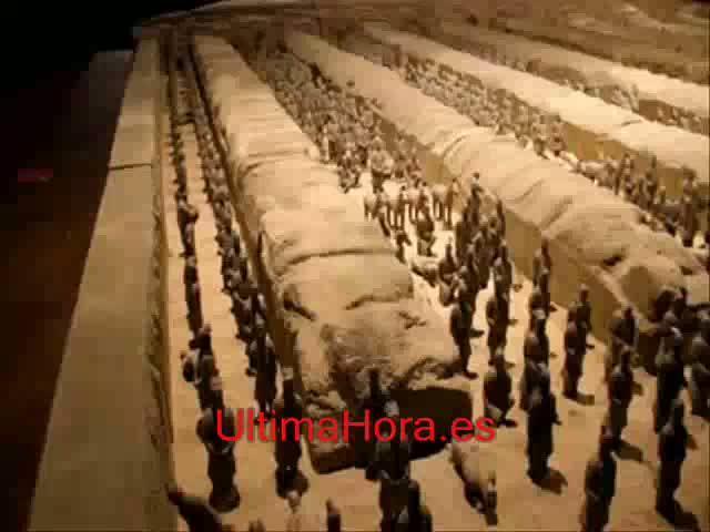 Los Guerreros de Xian llegan a Palma