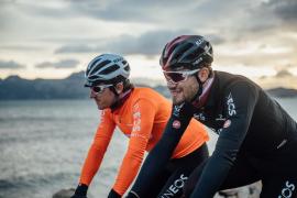 El Team INEOS completa el recorrido de la Mallorca 312