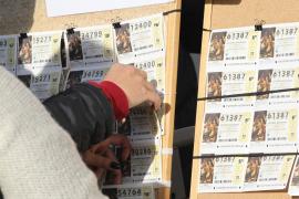 Los baleares se sitúan entre los españoles que menos juegan a la Lotería de Navidad