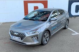 El nuevo Hyundai Ioniq Híbrido: confortable, ecológico y muy seguro