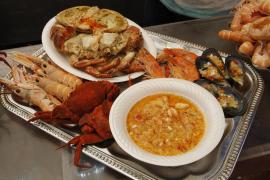 El marisco es uno de los alimentos que suele dar más alergias