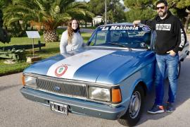 La vuelta al mundo en un Ford Falcon 1981