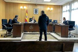 Condenado en Palma por enviar flores a su expareja pese a tener una orden de alejamiento