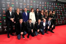 El cine español luce la variedad de los Premios Goya en la tradicional fiesta de nominados