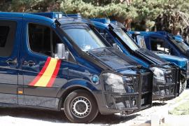 La policía promete a los vecinos de Son Oliva más efectivos para frenar los robos