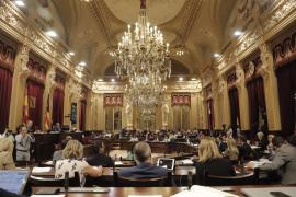 Ciudadanos ha presentado un enmienda alternativa a la de Podemos y Més estudia aceptarla