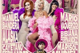 Alaska, Mario Vaquerizo y Bibiana Fernández regresan al Auditórium de Palma con 'La última tourné'