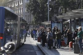 Arranca la revolución en la EMT de Palma
