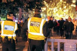 El villancico de la Policía de Palma para pasar una Navidad segura