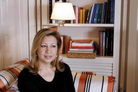Maria Antònia Munar: «Antich puede confirmar que no pacté ningún blindaje»