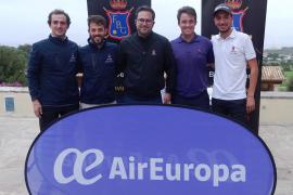 Joan Tous y Miguel Bisellach, campeones de Balears de Dobles de golf